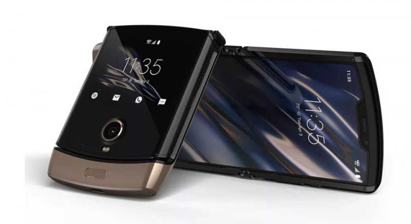 Motorola Razr sẽ được bổ sung thêm phiên bản vàng đỏ sang trọng