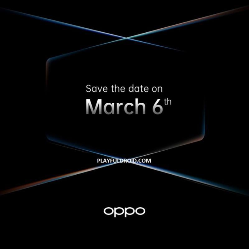Thư mời hé lộ ngày ra mắt chính thức của OPPO Find X2 series