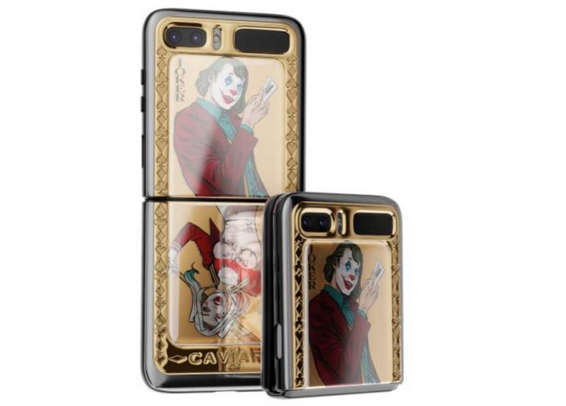 Đã có thể đặt trước Samsung Galaxy Z Flip Joker & Harley Quinn