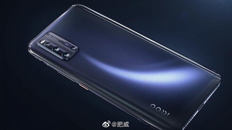 Hình ảnh quảng cáo của iQOO 3 hé lộ một số thông tin thú vị