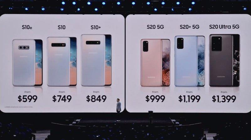 Samsung Galaxy S20 Ultra và iPhone 11 Pro Max: Ai mới là ông vua mới?