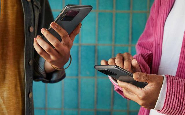 Galaxy S20 Series sẽ được trang bị tính năng chia sẻ nhanh