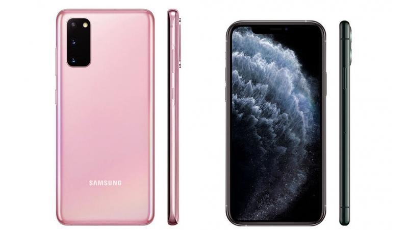So sánh loạt iPhone 11 và Galaxy S20 dựa trên tin đồn
