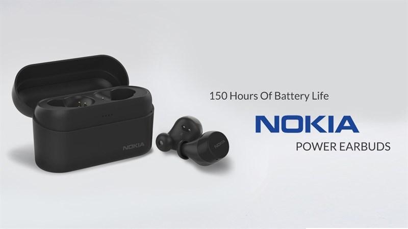 Tai nghe không dây Nokia Power Earbuds ra mắt với giá 2.3 triệu đồng