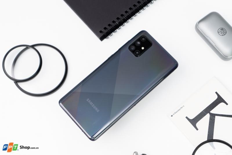 Với giá hơn 10 triệu đồng, Galaxy A71 là sự chọn lựa sáng giá cho người dùng Việt