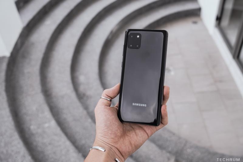 Trên tay Note10 Lite: Điện thoại cao cấp pin trâu nhất, lên tới 4500mAh
