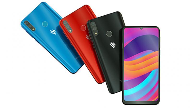 Vsmart Star 3 trình làng với chip Snapdragon 215, 2GB RAM, giá 1.79 triệu đồng