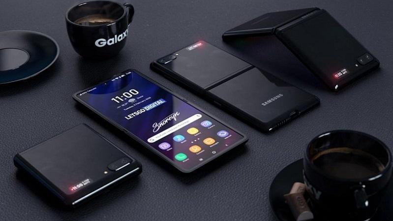 Website Samsung xác nhận tên gọi chính thức của smartphone màn hình gập Galaxy Z Flip