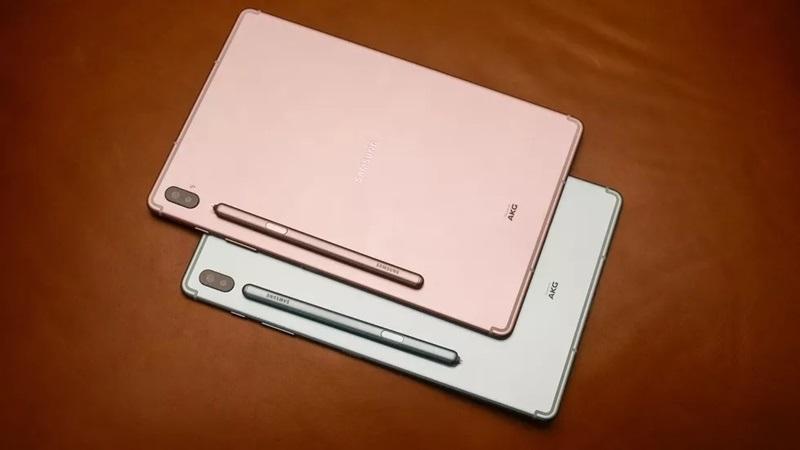 Galaxy Tab S6 Lite bút S-Pen vừa đạt được chứng nhận Bluetooth