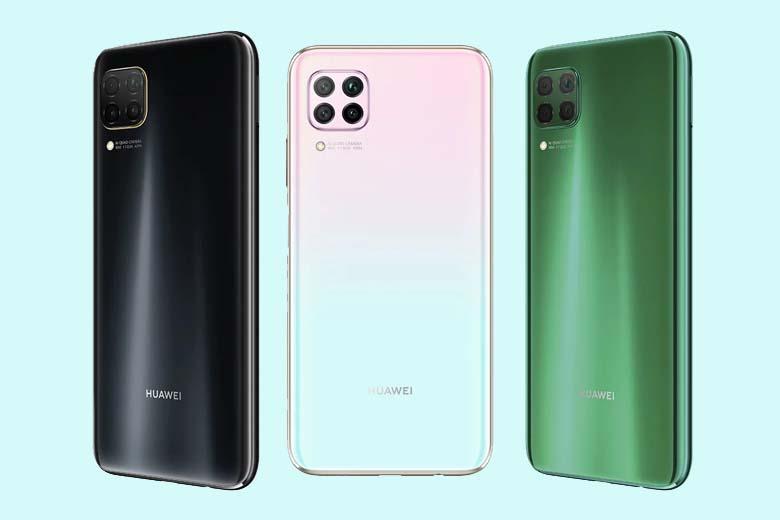 Huawei P40 Lite với chipset Kirin 810 và 4 camera sau chính thức được ra mắt