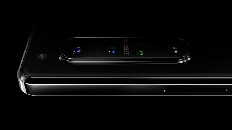 Sony lần đầu sử dụng hệ thống quang học Zeiss cho camera trên smartphone