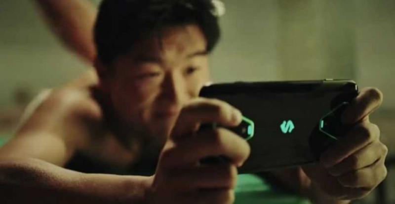 Xiaomi nhá hàng một video tiết lộ thiết kế của Black Shark 3