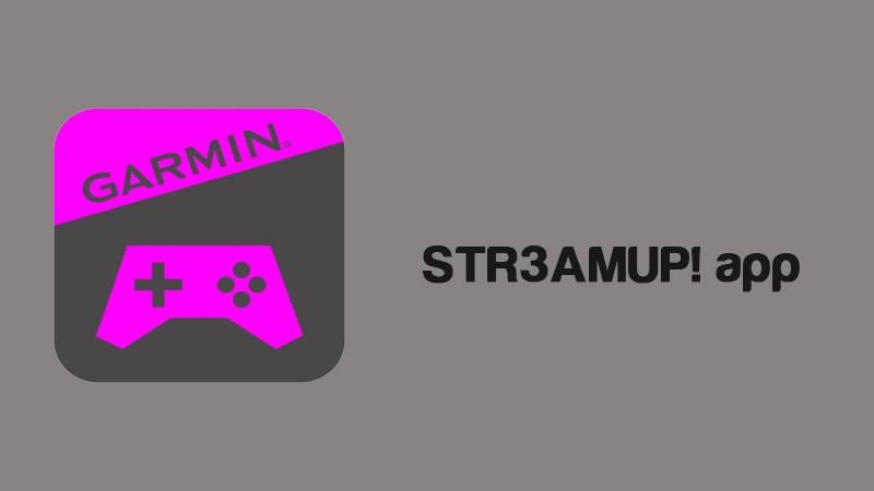 STR3AMUP! app: Ứng dụng theo dõi sức khỏe dành cho game thủ