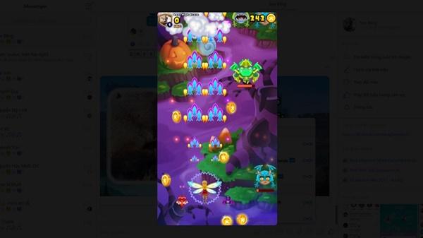 tính năng Instant Games trên Messenger (2)