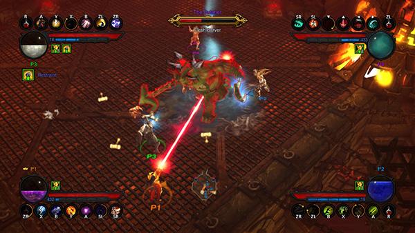 Tựa game kinh điển Diablo thuộc thể loại nhập vai PC