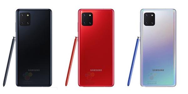 Galaxy Note 10 Lite 2