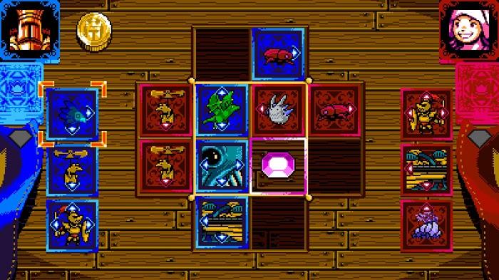 Phong cách đồ họa 8-bit được nhiều game thời hiện đại lấy cảm hứng cho các thiết kế game của mình