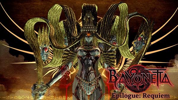 Game Bayonetta đánh Boss