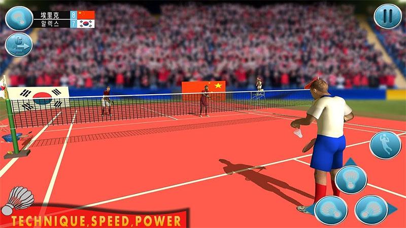 Badminton Premier League: 3D Badminton Sports Game được nhiều người lựa chọn