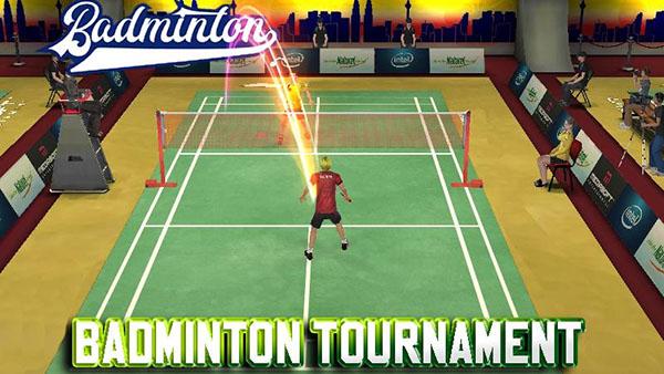 Badminton 3D là lựa chọn game đánh cầu lông cực kỳ hấp dẫn