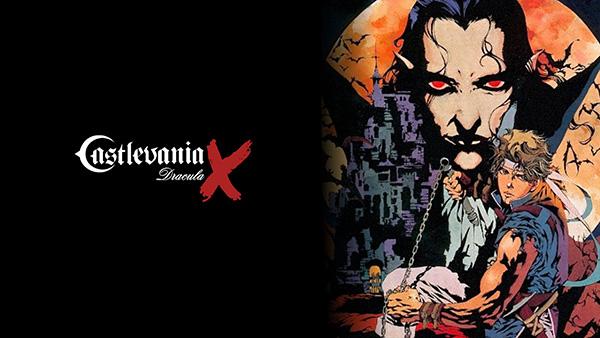 Dracula: Castlevania Vampire's Kiss