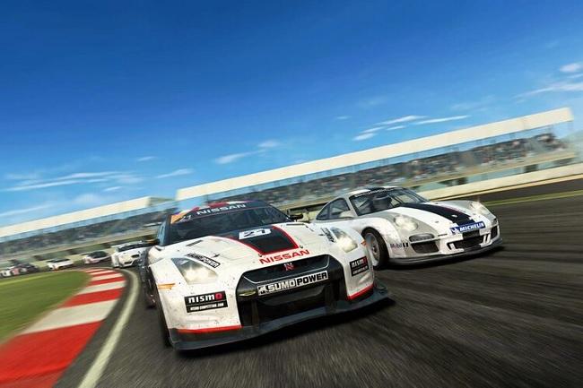 Game đua xe trên Android miễn phí