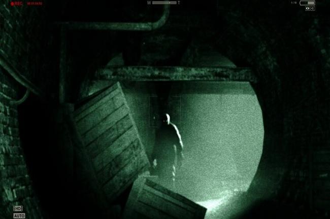 Bối cảnh Outlast là một bệnh viện tâm thần nơi xảy ra chết chóc