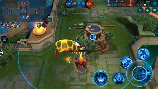 Paladins Strike được tối ưu các tính năng mới