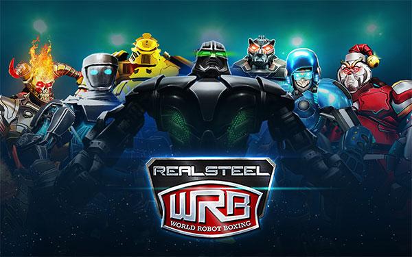 Real Steel là lựa chọn game đối kháng 2 người không nên bỏ qua