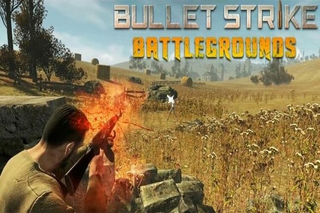 Tựa game Bullet Strike: Battlegrounds
