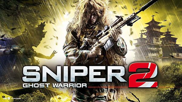Game Sniper Ghost Warrior 2 2