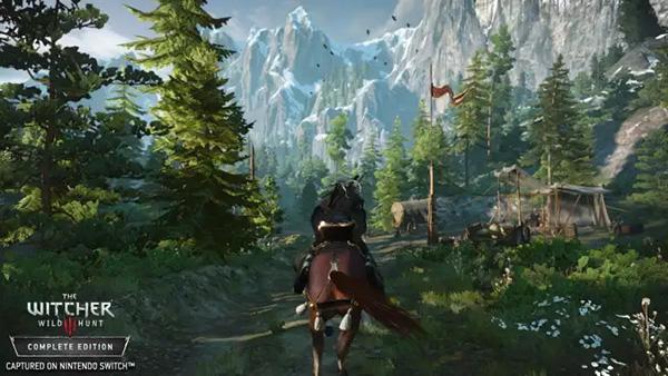 The Witcher 3: Wild Hunt liên kết giữa nhiều thế giới mở thu nhỏ trên cùng một bản đồ