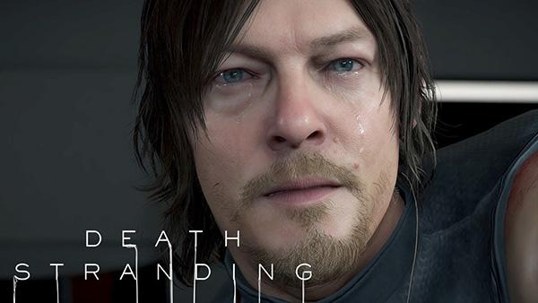 Death Stranding mới nhất được phát hành bởi Hideo Kojima