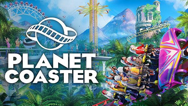 Planet Coaster cực thú vị với 3 chế độ chơi khác nhau
