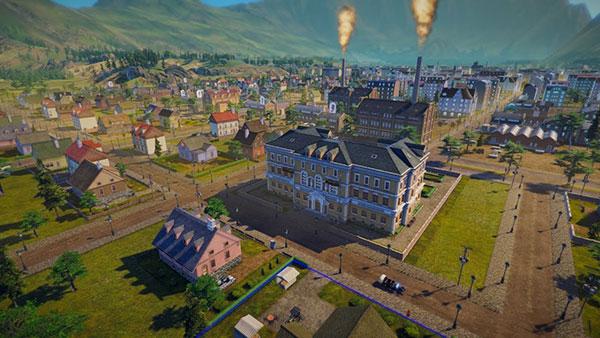 Urban Empire sở hữu lối chơi vô cùng độc đáo