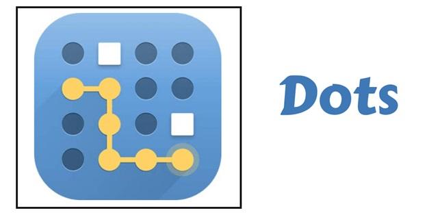 Dots – một thể loại game xếp hình khá thú vị.