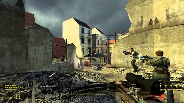 Game Half-Life không còn xa lạ với thế hệ 8x và 9x