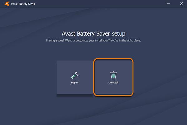 Avast Battery Saver giúp sử dụng năng lượng hiệu quả