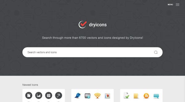 Phần mềm DryIcons