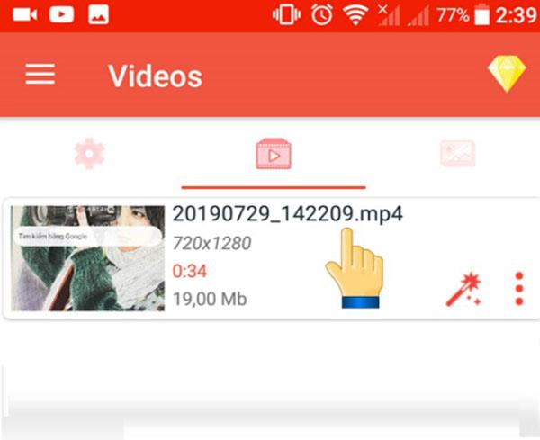 Cách quay video màn hình Samsung bằng ứng dụngAZ Screen Recorder (3)