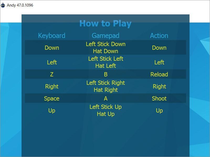 Điều khiển game Android trên PC