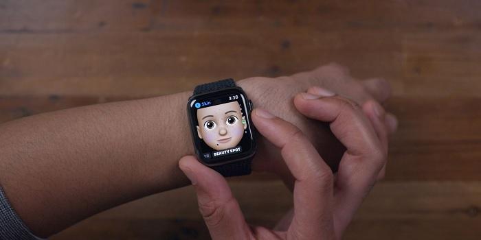 Sử dụng các Memoji cho mặt đồng hồ
