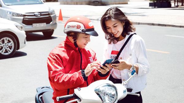 Go-Viet được trang bị nhiều tính năng đặt xe tiện lợi