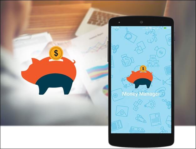 Money Manager là ứng dụng hỗ trợ kiểm soát tài chính cá nhân