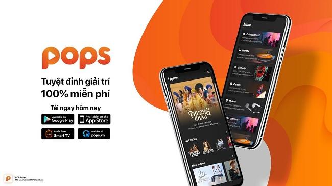 Tải ứng dụng Pops về smartphone ngay bạn nhé