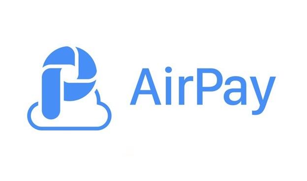 Ví điện tử AirPay.