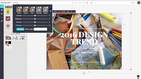 DesignBold được nhiều người lựa chọn nhờ tính năng đa dạng