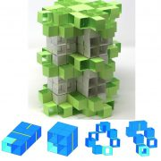 3d Kirigami Building Blocks Dynamic Metamaterial Structures 777x838 1 2