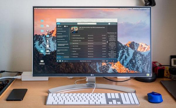Lựa chọn kích thước màn hình máy tính phù hợp mục đích, không gian và sở thích