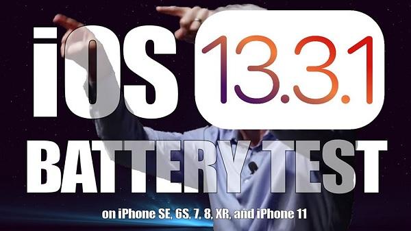 iOS 13.3.1 chính thức được tung ra